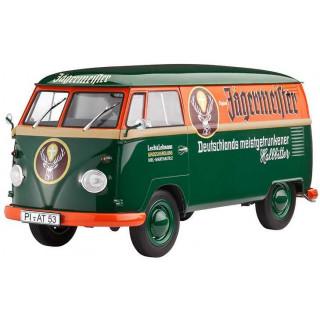 Plastic ModelKit autó 07076 - VW T1 Transporter (Kastenwagen) (1:24)