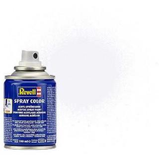 Barva Revell ve spreji - 34105: matná bílá (white mat)