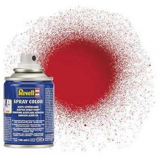 Barva Revell ve spreji - 34134: lesklá ferrari červená (Ferrari red gloss)