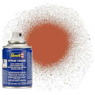 Barva Revell ve spreji - 34185: matná hnědá (brown mat)