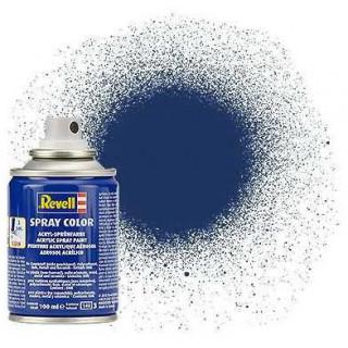 Barva Revell ve spreji - 34200: RBR modrá (RBR blue)