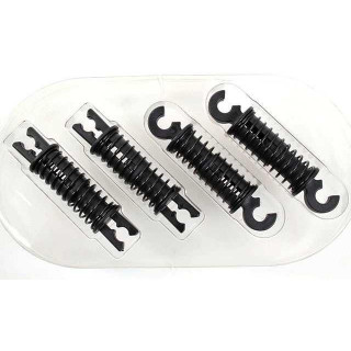 REVELL - REVELLUTIONS (47037) - Set 4x shocks for Monster, black
