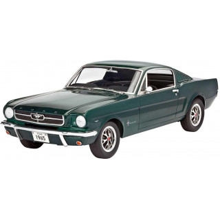 Plastic ModelKit autó 07065 - 1965 Ford Mustang 2+2 Fastback (1:25)