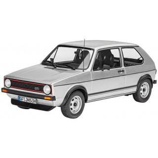 Plastic ModelKit autó 07072 - VW Golf 1 GTI (1:24)
