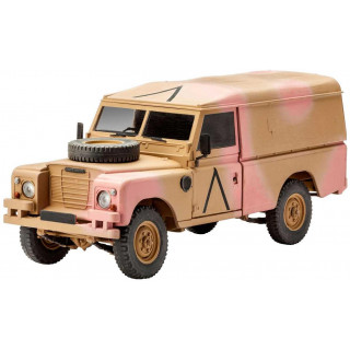 "Plastic ModelKit military 03246 - British 4x4 Off-Road Vehicle""109 (Series III)"" (1:35)"