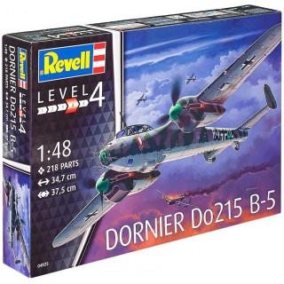 Plastic ModelKit letadlo 04925 - Dornier Do 215 B-5 Nightfighter (1:48)