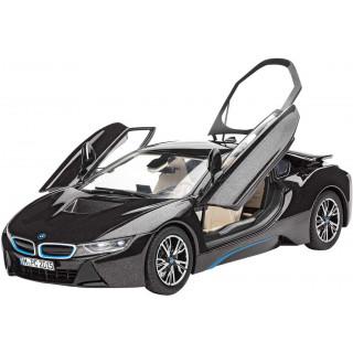 Plastic ModelKit autó 07008 - BMW i8 (1:24)