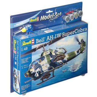 ModelSet vrtulník 64943 -  Bell AH-1W Super Cobra (1:48)