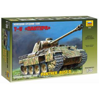 Model Kit tank 3678 - Panther Ausf.D (1:35)