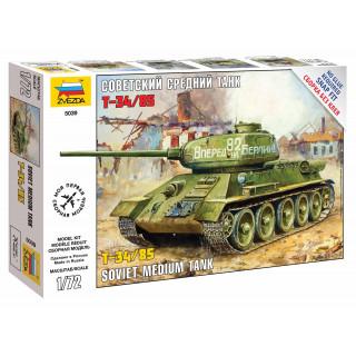 Snap Kit tank 5039 - T-34/85 (1:72)
