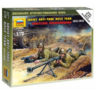 Wargames (WWII) figurky 6135 - Soviet Anti-Tank team (1:72)