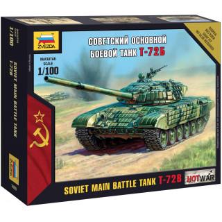 Wargames (HW) tank 7400 - T-72 (1:100)