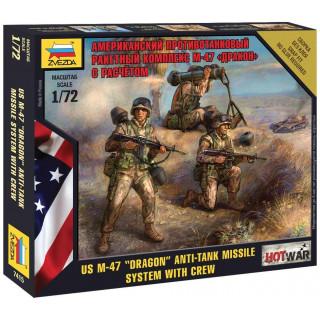 """Wargames (HW) figurky 7415 - American """"Dragon"""" (1:72)"""