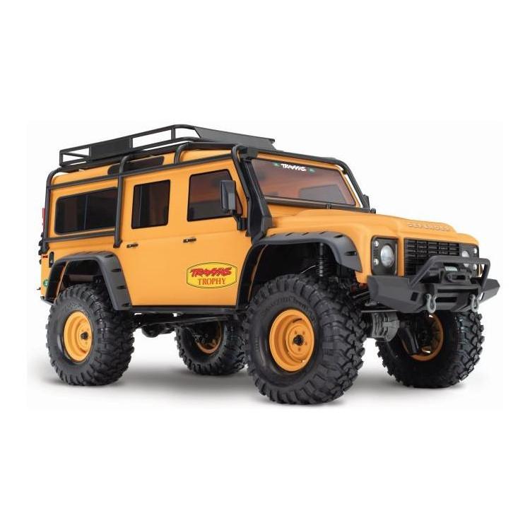 Traxxas TRX-4 Land Rover Defender 1:10 TQi RTR Trophy