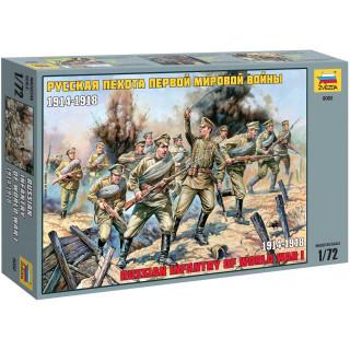 Wargames (WWII) figurky 8082 - Russian Infantry (1:72)
