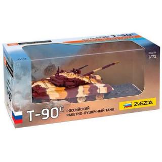 Built Up tank 2500 - T-90 (1:72)