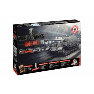 Model Kit World of Tanks 36501 - FERDINAND (1:35)