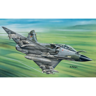 Model Kit letadlo 0023 - MIRAGE 2000 D (1:72)