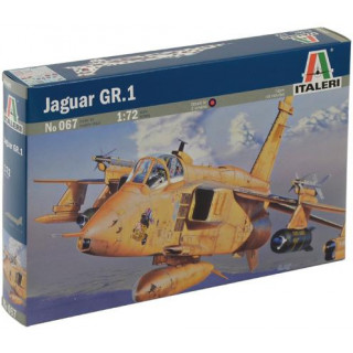 Model Kit letadlo 0067 - JAGUAR GR.1 (1:72)