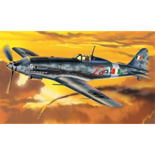 Model Kit letadlo 1227 - MC. 205 VELTRO (1:72)