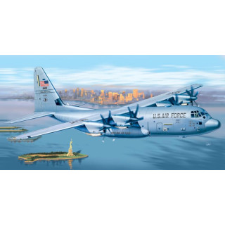 Model Kit letadlo PRM edice 1255 - C-130 J HERCULES (1:72)