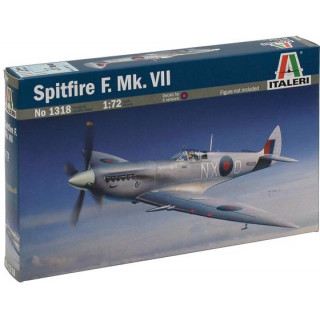 Model Kit letadlo 1318 - SPITFIRE Mk.VII (1:72)