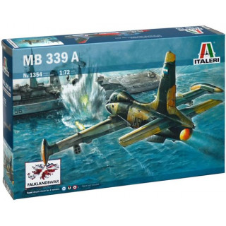 Model Kit letadlo 1354 - MB 339 A (1:72)