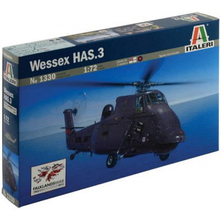Model Kit vrtulník 1330 - WESSEX HAS.3 (1:72)