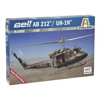 Model Kit vrtulník 2692 - AB 212 /UH 1N (1:48)