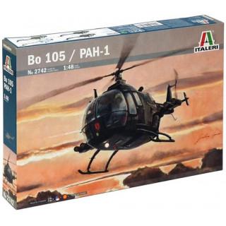 Model Kit vrtulník 2742 - BO 105 / PAH-1 (1:48)