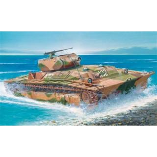 Model Kit military 6396 - LVT (A) 4 (1:35)