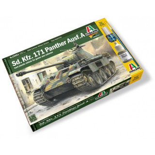 Wargames tank 15752 - Sd. Kfz. 171 PANTHER AUSF. A (1:56)