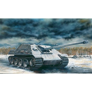 Model Kit military 7048 - SD.KFZ.173 JAGDPANTHER (1:72)