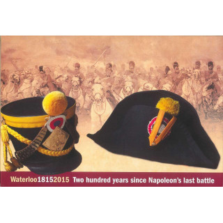 "Model Kit figurky 76602 - DISPLAY ""B"" WATERLOO 200 1/72 scale (1:72)"