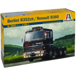 Model Kit truck 3902 - BERLIET R352ch / RENAULT R360 (1:24)