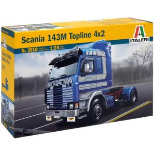 Model Kit truck 3910 - SCANIA 143M TOPLINE 4x2 (1:24)