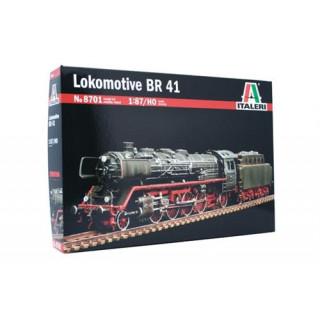 Model Kit lokomotiva 8701 - Lokomotive BR41 (1:87 / HO)