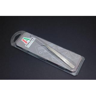 Precision tweezer - curved 50813 - zahnutá pinzeta