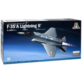 Model Kit letadlo 2506 - F-35A LIGHTNING II (1:32)