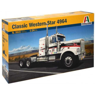 Model Kit truck 3915 - CLASSIC WESTERN STAR (1:24)
