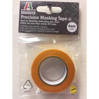 Precision Masking Tapes 50827 - maskovací páska 6 mm - 2 ks