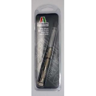 Pin Vice with 5 drills 50831 - vrtací set