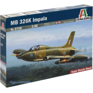 Model Kit letadlo 2710 - MB/326K (1:48)