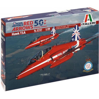 Model Kit letadlo 2747 - Hawk T1A (1:48)