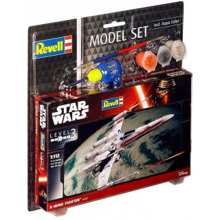 ModelSet SW 63601 - X-wing Fighter (1:112)