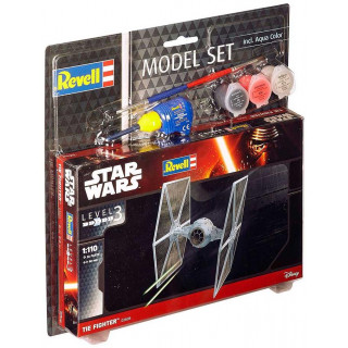 ModelSet SW 63605 - TIE Fighter (1:110)