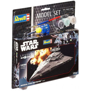 ModelSet SW 63609 - Imperial Star Destroyer (1:12300)