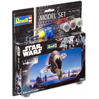 ModelSet SW 63610 - Boba Fett´s Slave I (1:160)