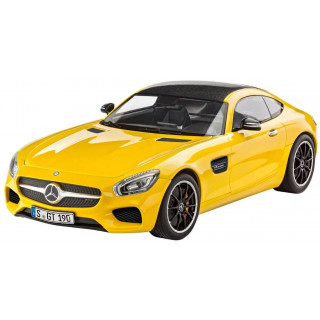 Plastic ModelKit auto 07028 - Mercedes AMG GT (1:24)
