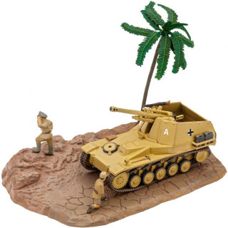 Plastic ModelKit military 03215 - Sd.Kfz. 124 Wespe (1:76)